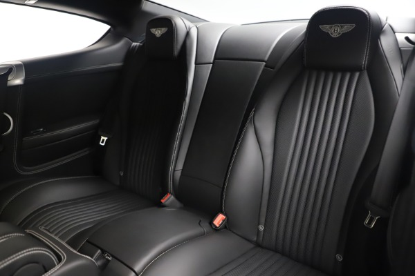 Used 2016 Bentley Continental GT V8 S for sale $123,900 at Maserati of Greenwich in Greenwich CT 06830 17