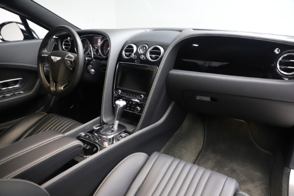 Used 2016 Bentley Continental GT V8 S for sale $123,900 at Maserati of Greenwich in Greenwich CT 06830 18