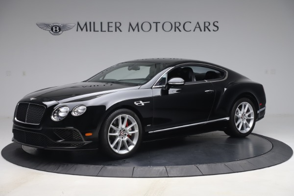 Used 2016 Bentley Continental GT V8 S for sale $127,900 at Maserati of Greenwich in Greenwich CT 06830 2