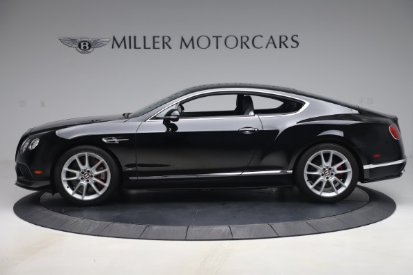Used 2016 Bentley Continental GT V8 S for sale $127,900 at Maserati of Greenwich in Greenwich CT 06830 3