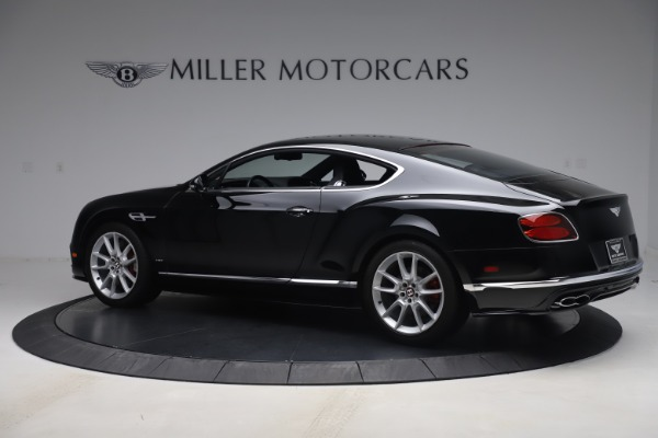 Used 2016 Bentley Continental GT V8 S for sale $127,900 at Maserati of Greenwich in Greenwich CT 06830 4