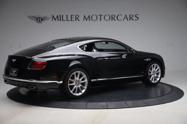 Used 2016 Bentley Continental GT V8 S for sale $123,900 at Maserati of Greenwich in Greenwich CT 06830 8