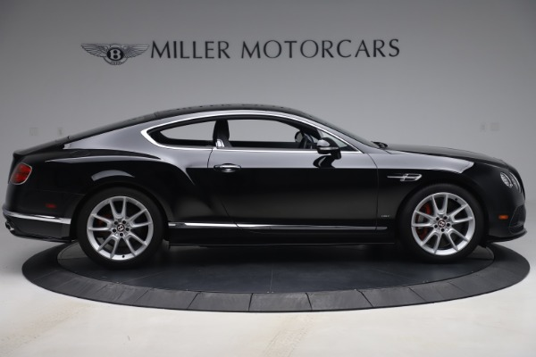 Used 2016 Bentley Continental GT V8 S for sale $123,900 at Maserati of Greenwich in Greenwich CT 06830 9