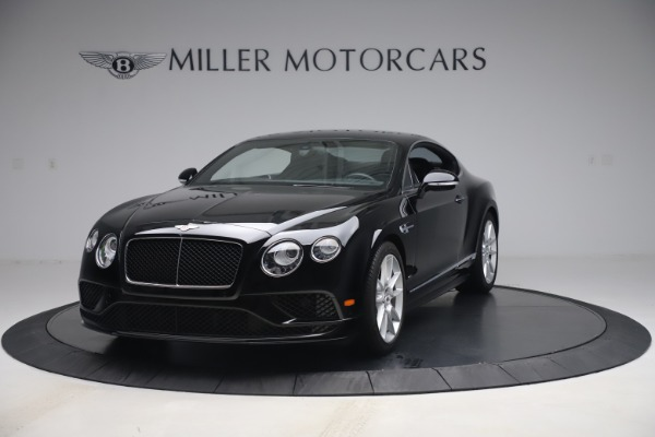 Used 2016 Bentley Continental GT V8 S for sale $127,900 at Maserati of Greenwich in Greenwich CT 06830 1