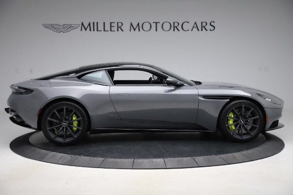 New 2020 Aston Martin DB11 V12 AMR Coupe for sale $265,421 at Maserati of Greenwich in Greenwich CT 06830 10