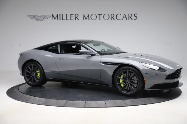 New 2020 Aston Martin DB11 V12 AMR Coupe for sale $265,421 at Maserati of Greenwich in Greenwich CT 06830 11