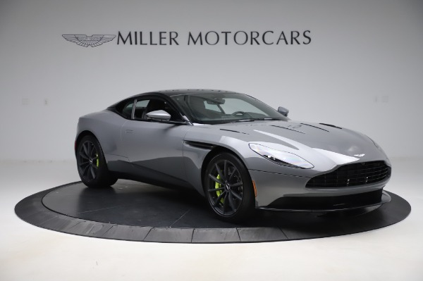 New 2020 Aston Martin DB11 V12 AMR Coupe for sale $265,421 at Maserati of Greenwich in Greenwich CT 06830 12