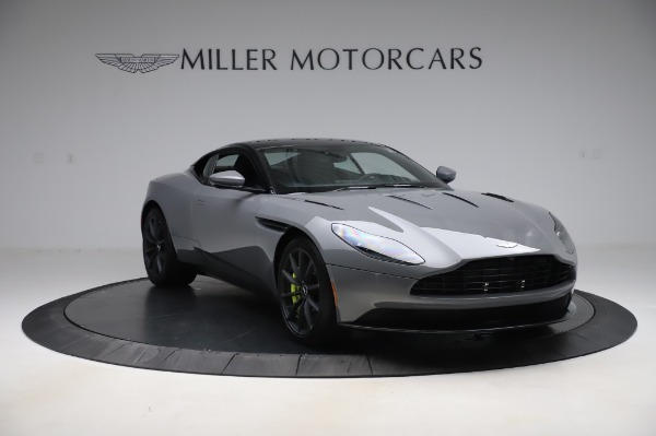 New 2020 Aston Martin DB11 V12 AMR Coupe for sale $265,421 at Maserati of Greenwich in Greenwich CT 06830 13