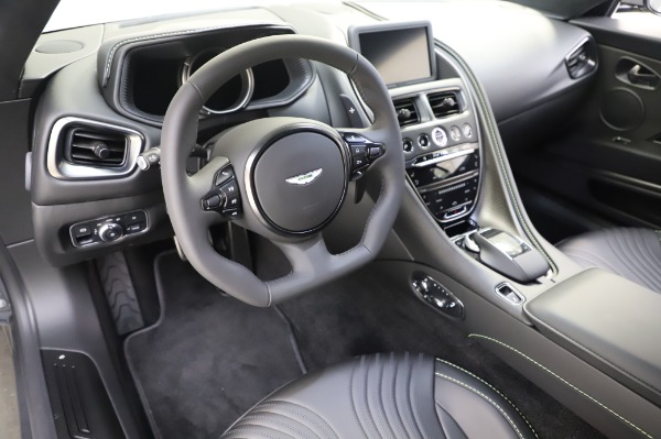 New 2020 Aston Martin DB11 V12 AMR Coupe for sale $265,421 at Maserati of Greenwich in Greenwich CT 06830 15