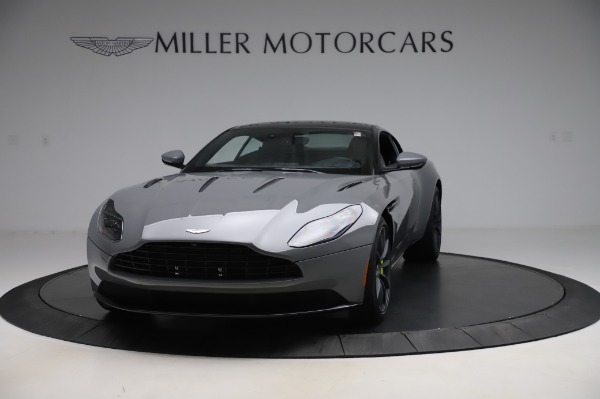New 2020 Aston Martin DB11 V12 AMR Coupe for sale $265,421 at Maserati of Greenwich in Greenwich CT 06830 2