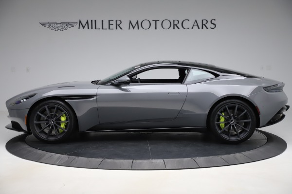 New 2020 Aston Martin DB11 V12 AMR Coupe for sale $265,421 at Maserati of Greenwich in Greenwich CT 06830 3