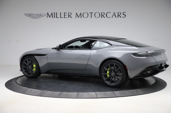 New 2020 Aston Martin DB11 V12 AMR Coupe for sale $265,421 at Maserati of Greenwich in Greenwich CT 06830 4