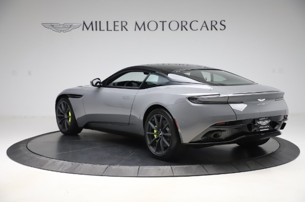 New 2020 Aston Martin DB11 V12 AMR Coupe for sale $265,421 at Maserati of Greenwich in Greenwich CT 06830 5