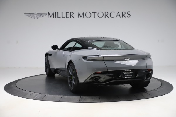 New 2020 Aston Martin DB11 V12 AMR Coupe for sale $265,421 at Maserati of Greenwich in Greenwich CT 06830 6
