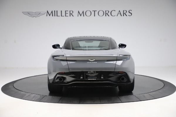 New 2020 Aston Martin DB11 V12 AMR Coupe for sale $265,421 at Maserati of Greenwich in Greenwich CT 06830 7