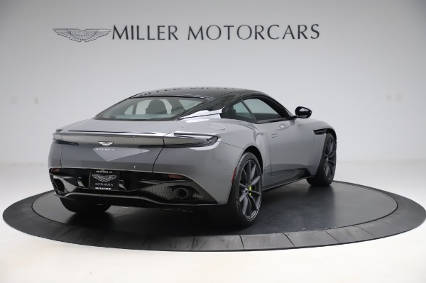 New 2020 Aston Martin DB11 V12 AMR Coupe for sale $265,421 at Maserati of Greenwich in Greenwich CT 06830 8