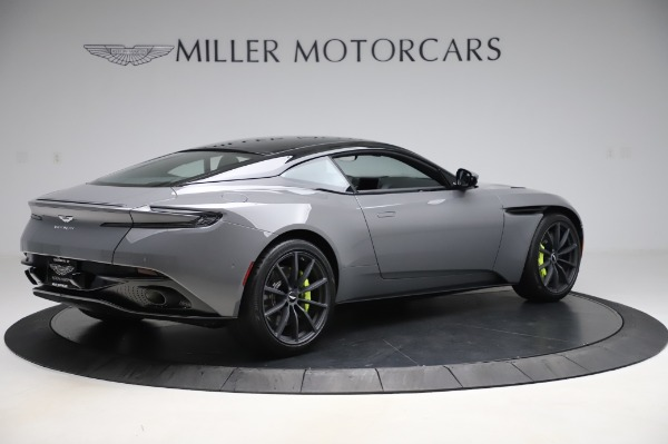 New 2020 Aston Martin DB11 V12 AMR Coupe for sale $265,421 at Maserati of Greenwich in Greenwich CT 06830 9