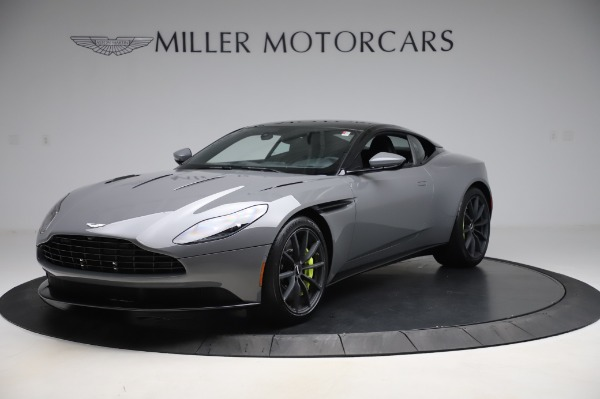 New 2020 Aston Martin DB11 V12 AMR Coupe for sale $265,421 at Maserati of Greenwich in Greenwich CT 06830 1