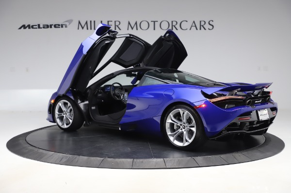 New 2020 McLaren 720S Coupe for sale $349,050 at Maserati of Greenwich in Greenwich CT 06830 12