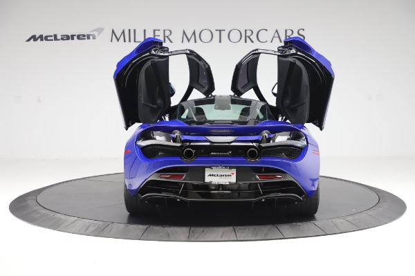 New 2020 McLaren 720S Coupe for sale $349,050 at Maserati of Greenwich in Greenwich CT 06830 13