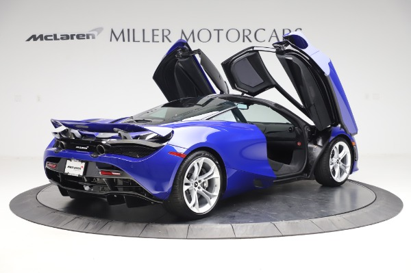 New 2020 McLaren 720S Coupe for sale $349,050 at Maserati of Greenwich in Greenwich CT 06830 14