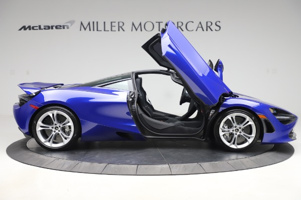 New 2020 McLaren 720S Coupe for sale $349,050 at Maserati of Greenwich in Greenwich CT 06830 15