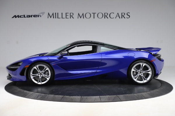 New 2020 McLaren 720S Performance for sale $349,050 at Maserati of Greenwich in Greenwich CT 06830 2