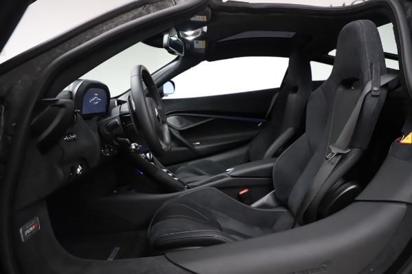 New 2020 McLaren 720S Coupe for sale $349,050 at Maserati of Greenwich in Greenwich CT 06830 21