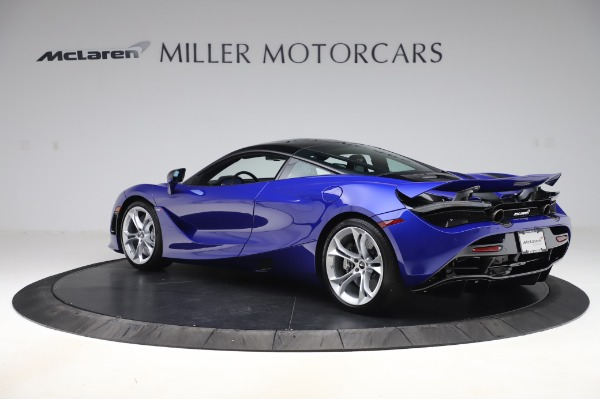 New 2020 McLaren 720S Coupe for sale $349,050 at Maserati of Greenwich in Greenwich CT 06830 3