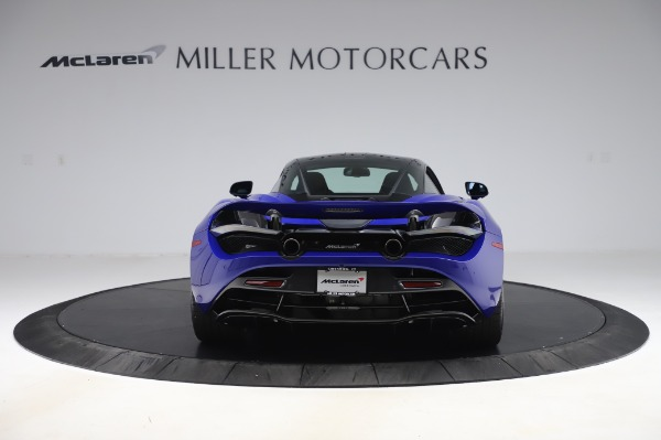New 2020 McLaren 720S Coupe for sale $349,050 at Maserati of Greenwich in Greenwich CT 06830 4