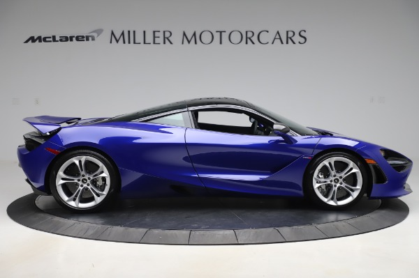 New 2020 McLaren 720S Coupe for sale $349,050 at Maserati of Greenwich in Greenwich CT 06830 6
