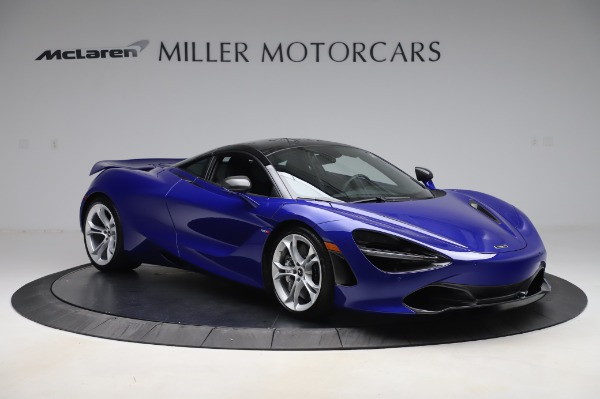 New 2020 McLaren 720S Coupe for sale $349,050 at Maserati of Greenwich in Greenwich CT 06830 7