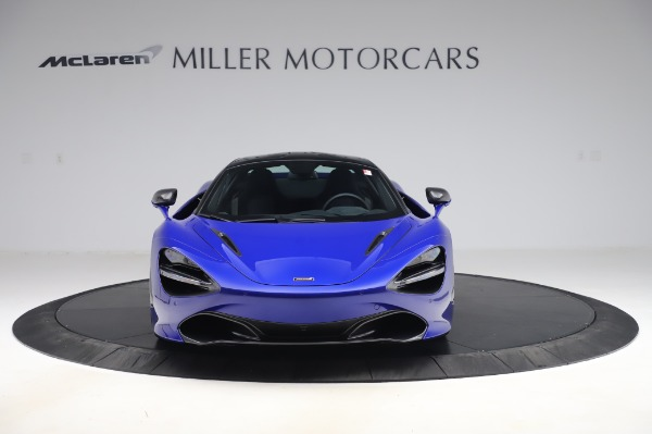New 2020 McLaren 720S Coupe for sale $349,050 at Maserati of Greenwich in Greenwich CT 06830 8