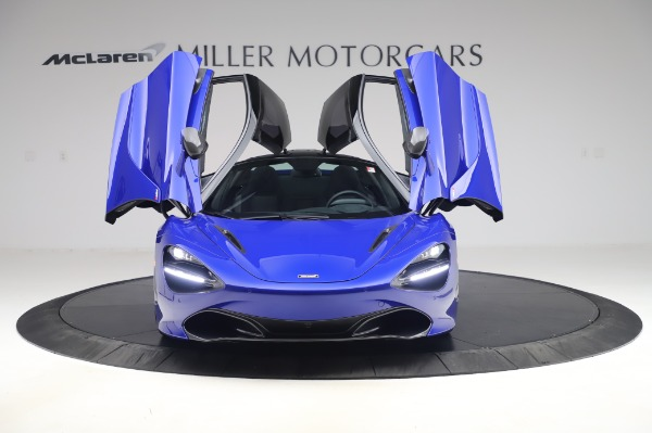 New 2020 McLaren 720S Coupe for sale $349,050 at Maserati of Greenwich in Greenwich CT 06830 9