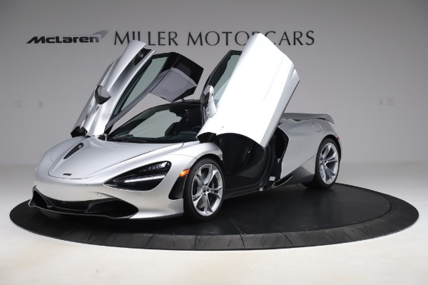 New 2020 McLaren 720S Coupe for sale $347,550 at Maserati of Greenwich in Greenwich CT 06830 10