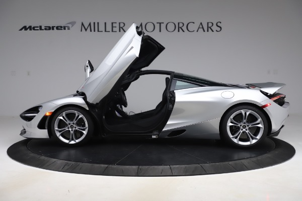 New 2020 McLaren 720S Coupe for sale $347,550 at Maserati of Greenwich in Greenwich CT 06830 11