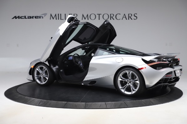 New 2020 McLaren 720S Coupe for sale $347,550 at Maserati of Greenwich in Greenwich CT 06830 12
