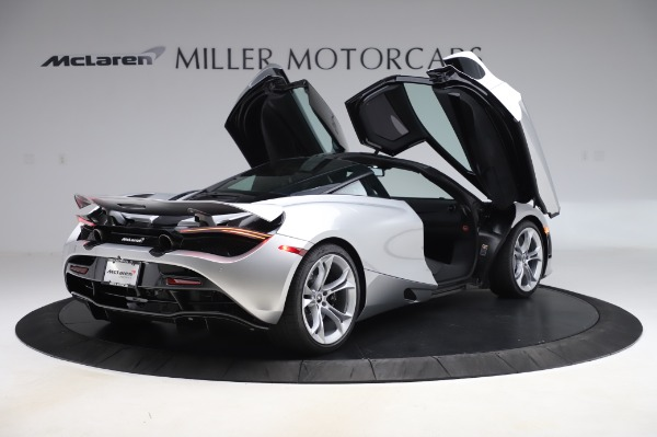 New 2020 McLaren 720S Coupe for sale $347,550 at Maserati of Greenwich in Greenwich CT 06830 14