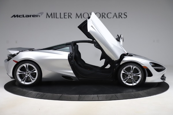 New 2020 McLaren 720S Coupe for sale $347,550 at Maserati of Greenwich in Greenwich CT 06830 15