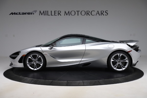New 2020 McLaren 720S Coupe for sale $347,550 at Maserati of Greenwich in Greenwich CT 06830 2