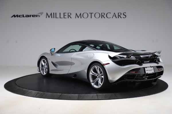 New 2020 McLaren 720S Coupe for sale $347,550 at Maserati of Greenwich in Greenwich CT 06830 3