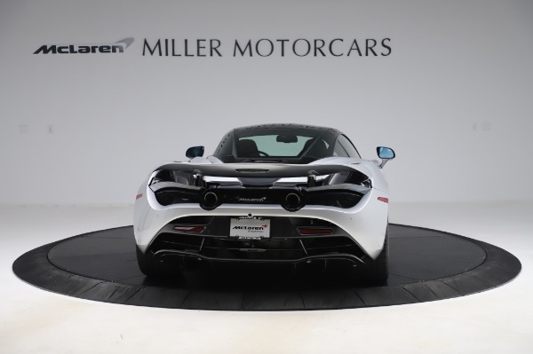 New 2020 McLaren 720S Coupe for sale $347,550 at Maserati of Greenwich in Greenwich CT 06830 4