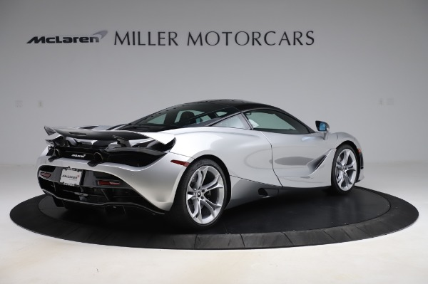 New 2020 McLaren 720S Coupe for sale $347,550 at Maserati of Greenwich in Greenwich CT 06830 5