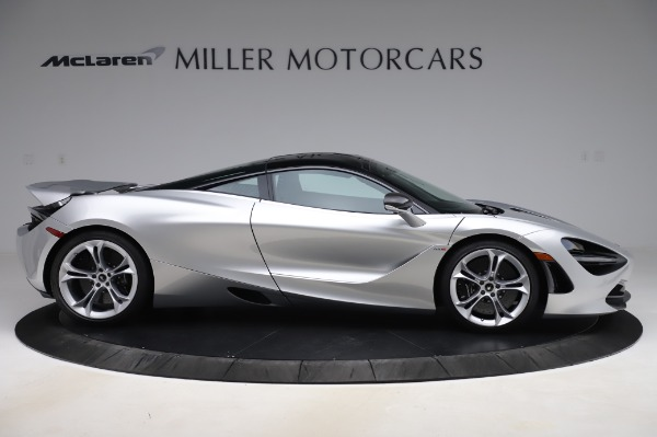 New 2020 McLaren 720S Coupe for sale $347,550 at Maserati of Greenwich in Greenwich CT 06830 6