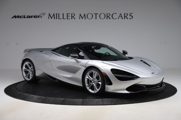 New 2020 McLaren 720S Coupe for sale $347,550 at Maserati of Greenwich in Greenwich CT 06830 7