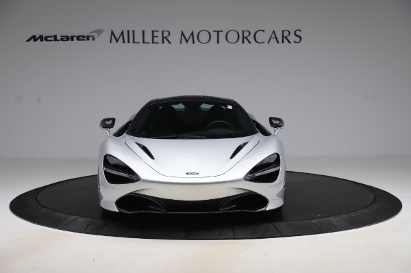 New 2020 McLaren 720S Coupe for sale $347,550 at Maserati of Greenwich in Greenwich CT 06830 8
