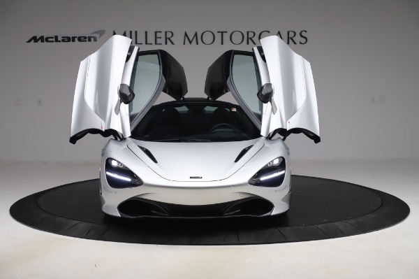 New 2020 McLaren 720S Coupe for sale $347,550 at Maserati of Greenwich in Greenwich CT 06830 9