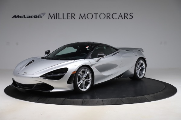 New 2020 McLaren 720S Coupe for sale $347,550 at Maserati of Greenwich in Greenwich CT 06830 1