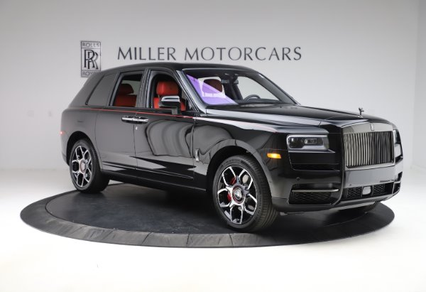 New 2020 Rolls-Royce Cullinan Black Badge for sale $433,950 at Maserati of Greenwich in Greenwich CT 06830 10