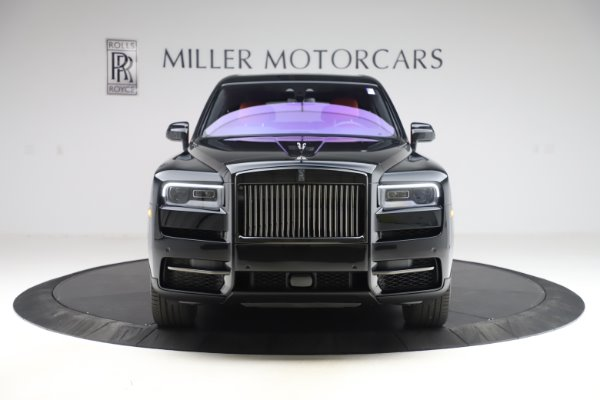 New 2020 Rolls-Royce Cullinan Black Badge for sale $433,950 at Maserati of Greenwich in Greenwich CT 06830 11